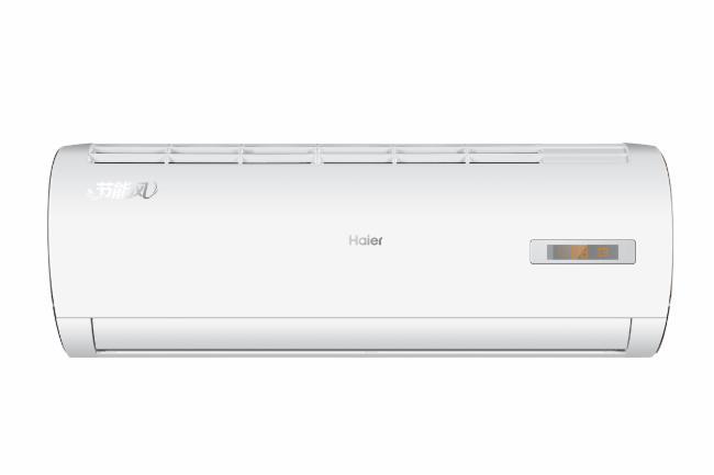 海尔家用空调kfr-32gw/13beb23au1套机b小1.5p变频白
