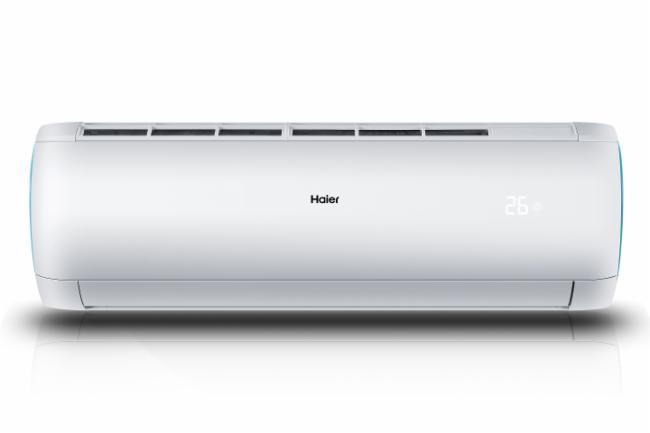 海尔家用空调kfr-35gw/15dea23au1套机 1.5p变频白