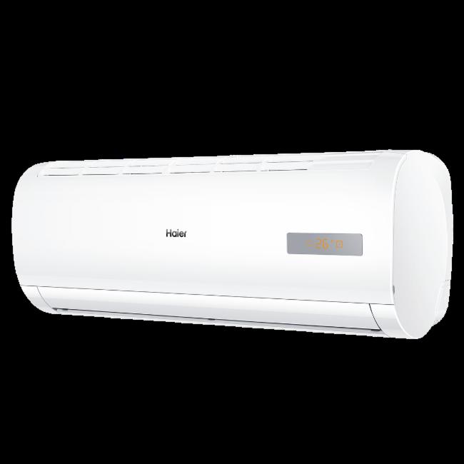 海尔家用空调kfr-35gw/20mcg12uf套机b1.5p定频白色