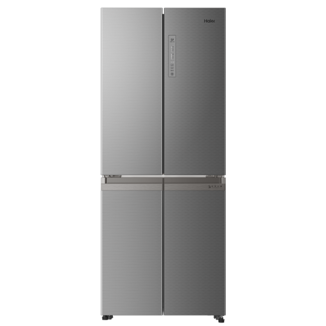 海尔冰箱bcd-406wdgx多门风冷(自动除霜)布朗灰梦境极光