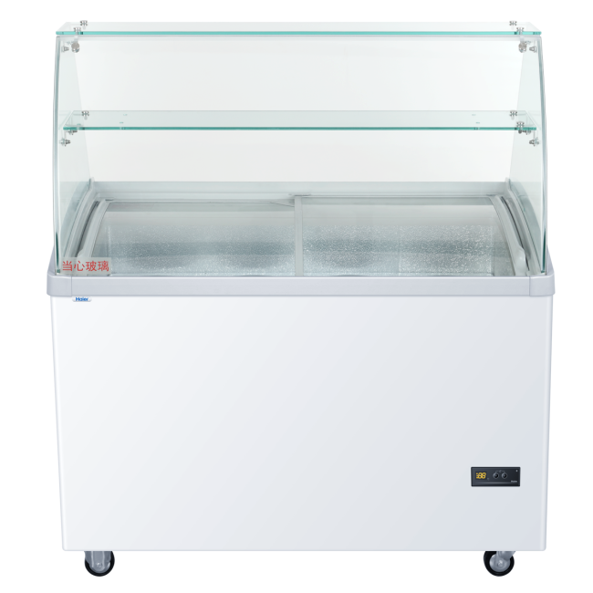 海尔冷柜sd-369cs常规白色